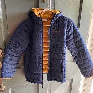 Boys' Columbia winter coat